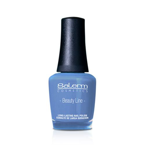 SALERM COSMETICS - Beauty Line - Blue Sky Nail Polish 15ml