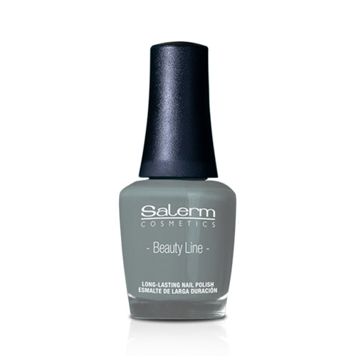 SALERM COSMETICS - Beauty Line - Gray Shade Nail Polish 15ml