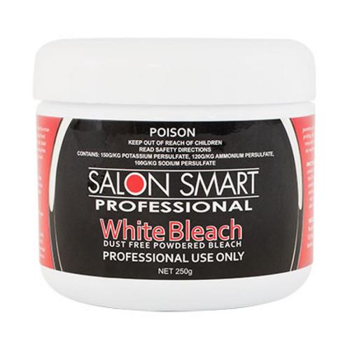 SALON SMART - Dust Free Powdered Bleach - White 250g