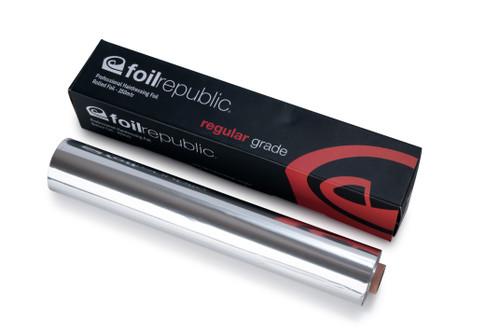 FOIL REPUBLIC - Regular Grade Rolled Cater Hairdressing Foil