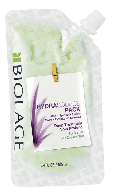 MATRIX - Biolage - HydraSource Deep Treatment Pack 100ml