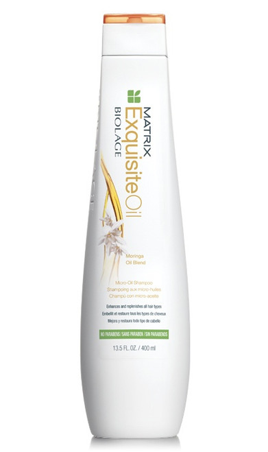 MATRIX - Biolage - Exquisite Oil Shampoo 400ml
