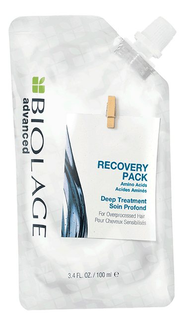 MATRIX - Biolage - KeratinDose Recovery Deep Treatment Mask 100ml