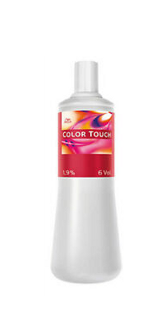 WELLA - Color Touch 1.9% 6 Vol Emulsion 1000ml