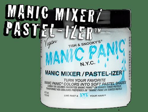 MANIC PANIC - Manic Mixer or Pastel-izer 118ml