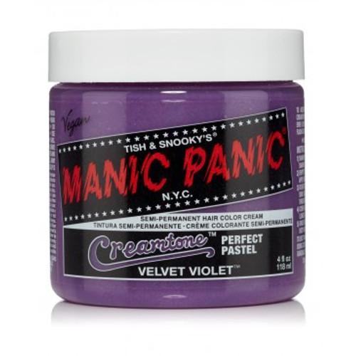 MANIC PANIC - Creamtones Perfect Pastels - Velvet Violet 118ml