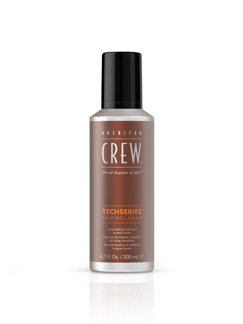 AMERICAN CREW - Tech Series Control Foam 200ml