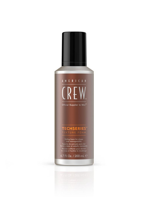 AMERICAN CREW - Tech Series Texture Foam 200ml
