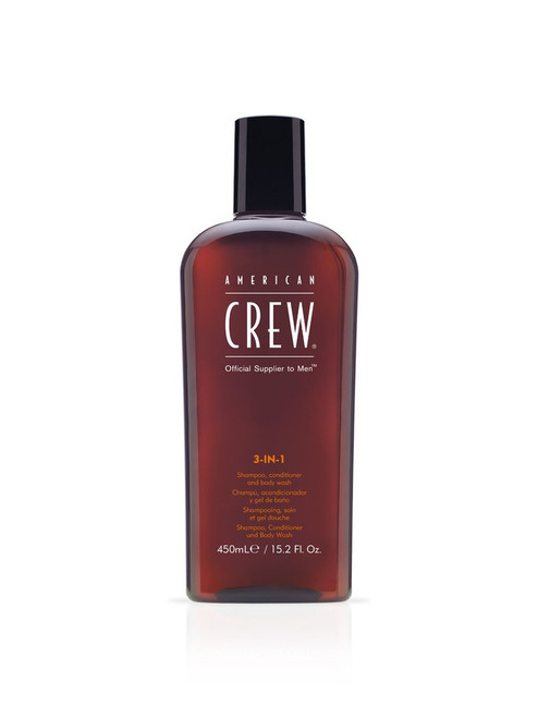 AMERICAN CREW - 3-in-1 Shampoo 450ml