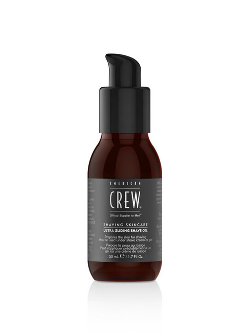 AMERICAN CREW - Ultra Gliding Shave Oil 50ml