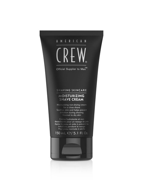 AMERICAN CREW - Moisturizing Shave Cream 150ml