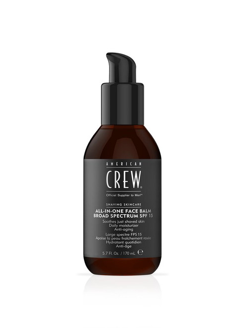 AMERICAN CREW - All-in-One Face Balm SPF15 150ml