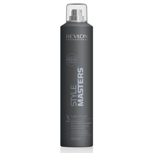 REVLON PROFESSIONAL - Style Masters - Pure Styler Strong Hold Non-Aerosol Hairspray 325ml