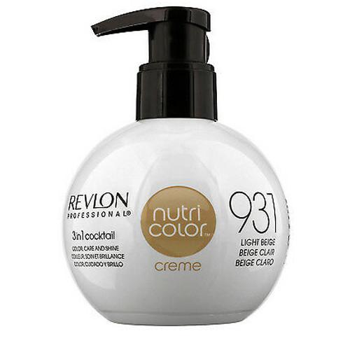 REVLON PROFESSIONAL - Nutri Colour Creme 931 Light Beige 270ml