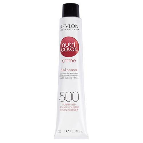REVLON PROFESSIONAL - Nutri Colour Creme 500 Purple Red 100ml