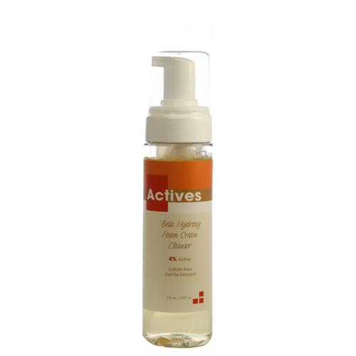 h2t - dermAstage - Beta Hydroxy Foam Cream Cleanser 207ml
