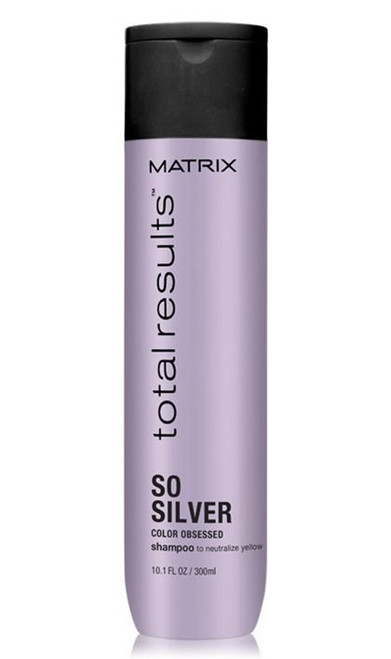 MATRIX - Total Results - Color Obsessed - So Silver Shampoo 300ml