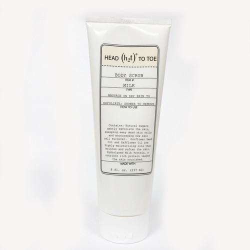 h2t - Bath & Body - Total Body Sugar Buff - Milk 118ml