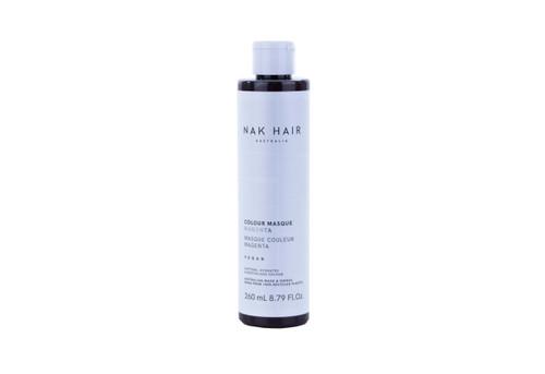 NAK HAIR - Colour Masque - Magenta 260ml
