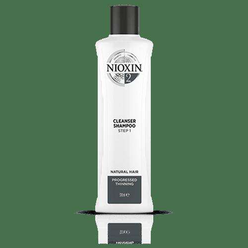 NIOXIN - System 2 - Cleanser Shampoo 300ml