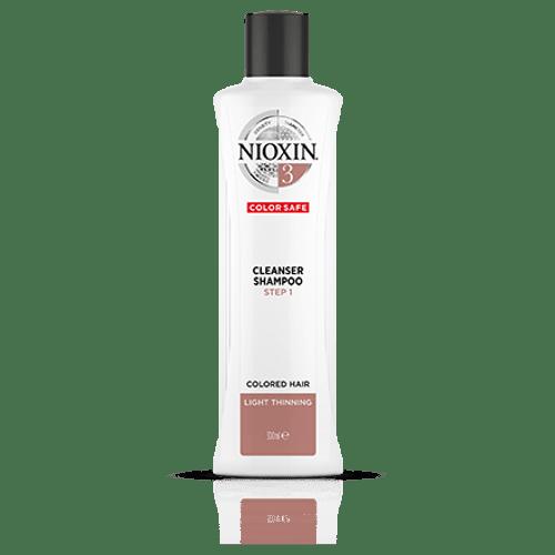 NIOXIN - System 3 - Cleanser Shampoo 300ml