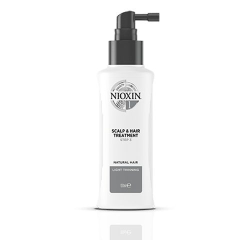 NIOXIN - System 1 - Scalp & Hair Leave-In Treatment 100ml