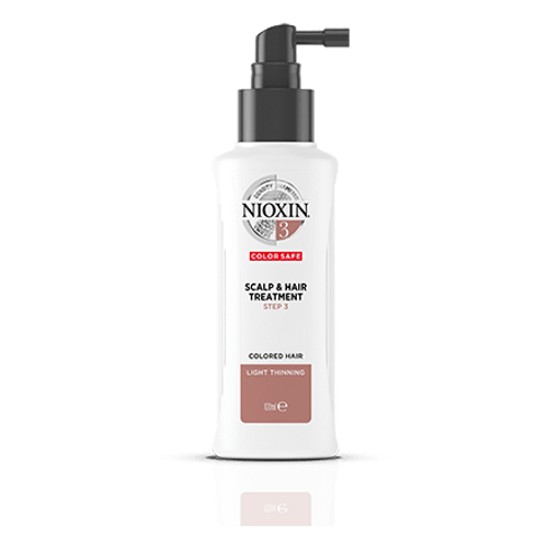 NIOXIN - System 3 - Scalp & Hair Leave-In Treatment 100ml