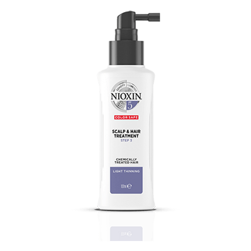 NIOXIN - System 5 - Scalp & Hair Leave-In Treatment 100ml