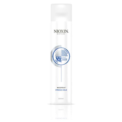 NIOXIN - Niospray Strong Hold 400ml