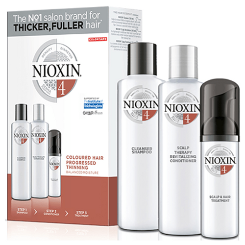 NIOXIN - System 4 - Trial Kit