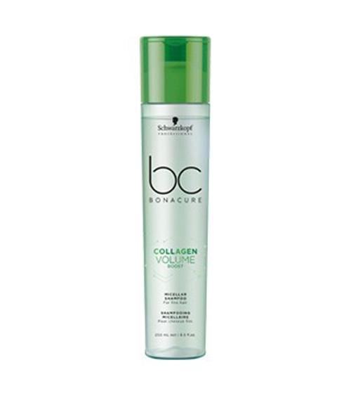 SCHWARZKOPF - BC Bonacure - Collagen Volume Boost Micellar Shampoo 250ml
