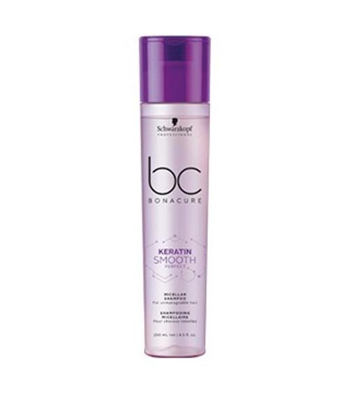 SCHWARZKOPF - BC Bonacure - Keratin Smooth Perfect Micellar Shampoo 250ml