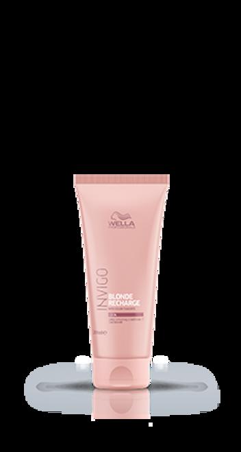 WELLA - Invigo - Blonde Recharge Cool Blonde Color Refreshing Conditioner 200ml