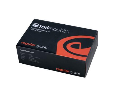 FOIL REPUBLIC - Regular Grade SHORT Pre-Cut & Pre-Folded Foil