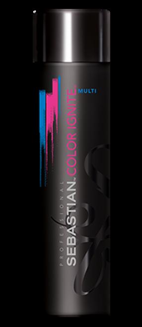 SEBASTIAN PROFESSIONAL - Colour Ignite Multi Shampoo 250ml