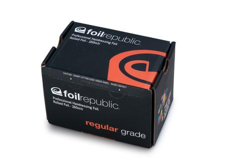 FOIL REPUBLIC - Regular Grade Boxed Roll Foil
