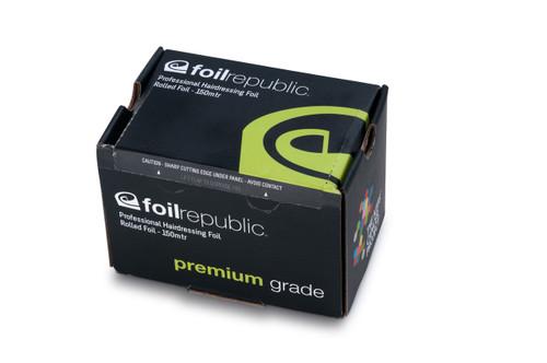 FOIL REPUBLIC - Premium Grade Boxed Roll Foil