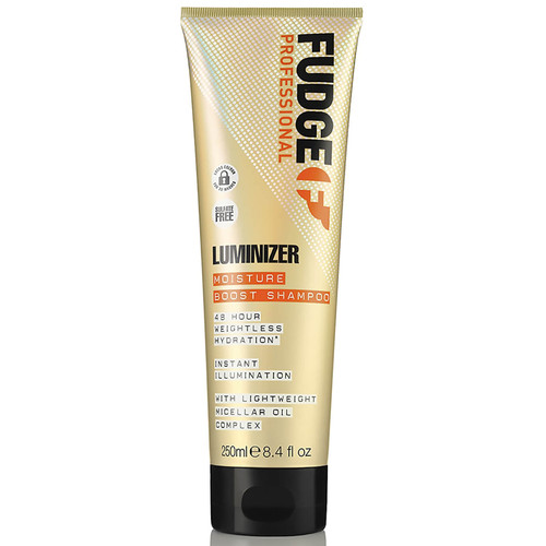 FUDGE PROFESSIONAL - Luminizer Moisture Boost Shampoo 250ml