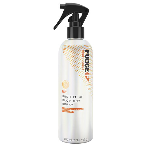 FUDGE PROFESSIONAL - Push it Up Blow Dry Spray 200ml