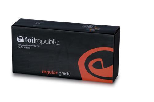 FOIL REPUBLIC - Regular Grade LONG Pre-Cut & Pre-Folded Foil