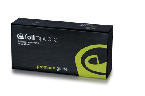 FOIL REPUBLIC - Premium Grade LONG Pre-Cut & Pre-Folded Foil
