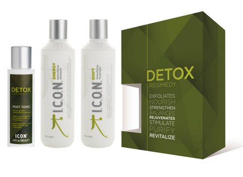 ICON - Detox Regimedy Trio Pack