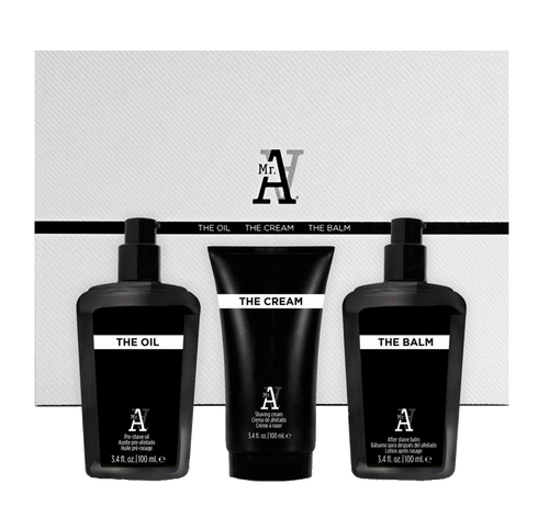 ICON - MR. A - The Shave - The Shave Gift Set