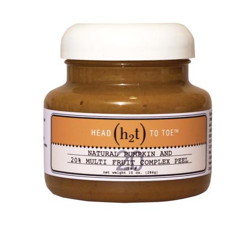 h2t - Pumpkin Peel 20% 624g