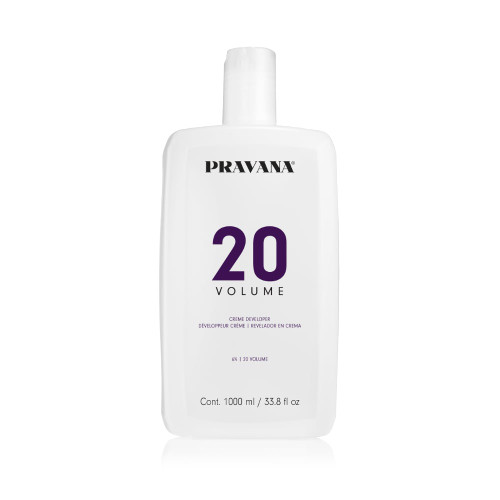 PRAVANA - ChromaSilk - Creme Developer - 20 Volume 1000ml