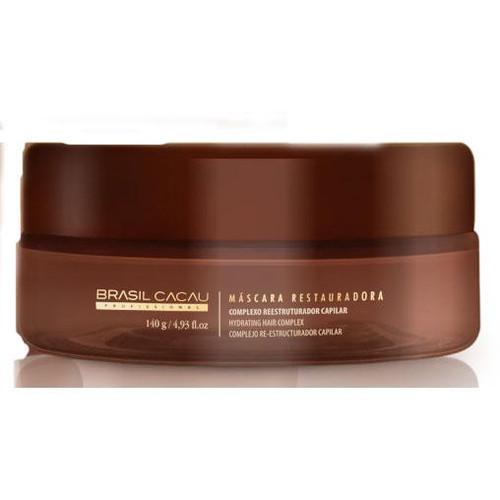 BRASIL CACAU -  Hydrating Hair Complex Mask 140ml