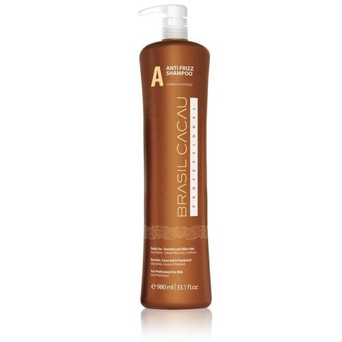 BRASIL CACAU -  Anti Frizz Shampoo 1 Litre
