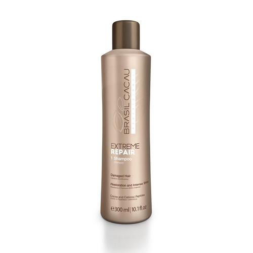 BRASIL CACAU - Extreme Repair Shampoo 300ml