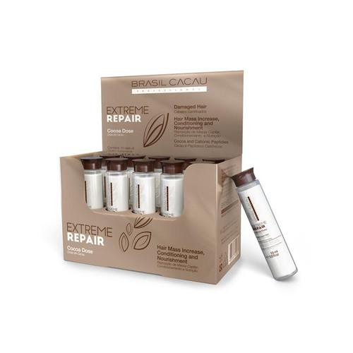 BRASIL CACAU - Extreme Repair Cocoa Dose 15ml x 10 Vials