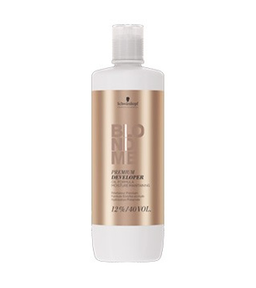 SCHWARZKOPF - BLONDME - Premium Developer 12% / 40 Vol. 900ml